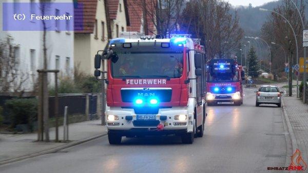 Brandeinsatz vom 01.01.2021  |  (C) Feuerwehr (2021)