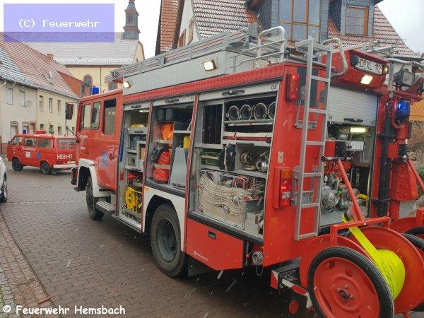 Brandeinsatz vom 03.01.2019  |  (C) Feuerwehr (2019)