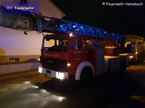 Techn. Hilfeleistung vom 16.01.2019  |  (C) Feuerwehr (2019)