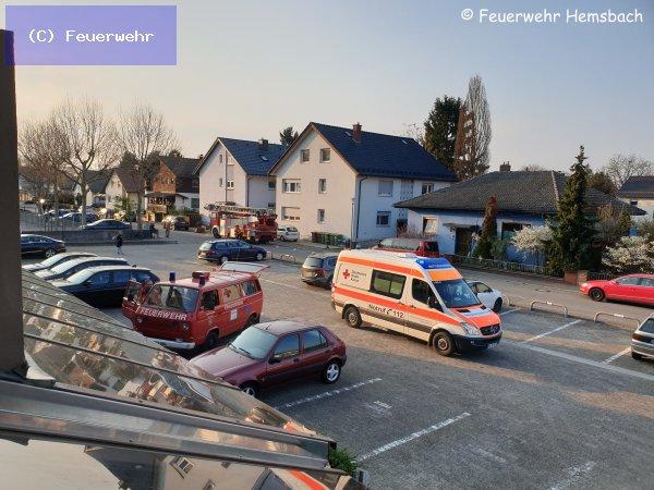 Brandeinsatz vom 01.04.2019  |  (C) Feuerwehr (2019)