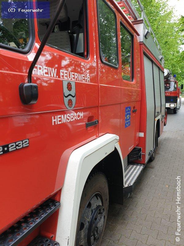 Brandeinsatz vom 26.04.2019  |  (C) Feuerwehr (2019)