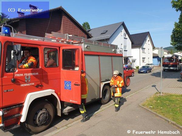 Brandeinsatz vom 04.06.2019  |  (C) Feuerwehr (2019)