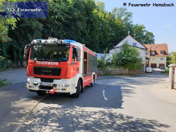 Brandeinsatz vom 23.08.2019  |  (C) Feuerwehr (2019)