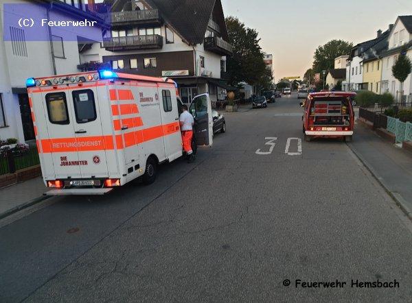 Techn. Hilfeleistung vom 18.09.2019  |  (C) Feuerwehr (2019)