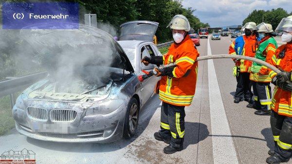 Brandeinsatz vom 16.07.2021     (C) Feuerwehr (2021)