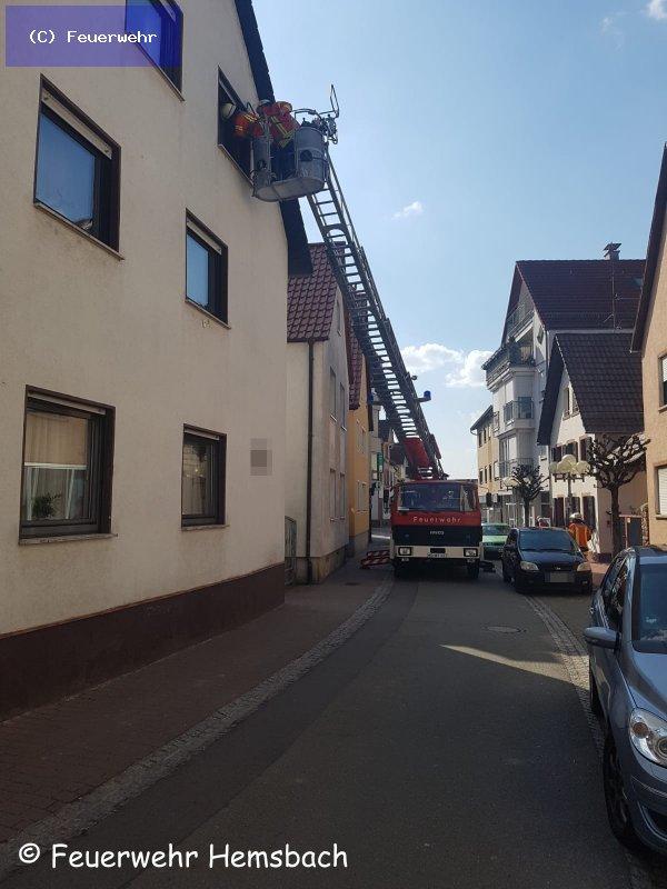Brandeinsatz vom 31.03.2019  |  (C) Feuerwehr (2019)