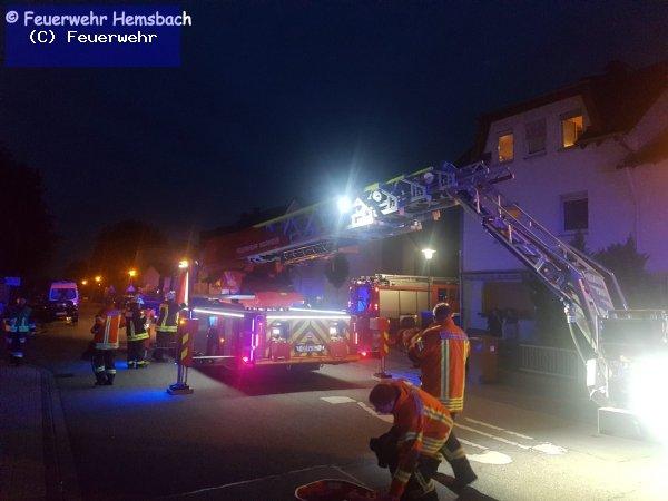 Techn. Hilfeleistung vom 17.05.2019  |  (C) Feuerwehr (2019)