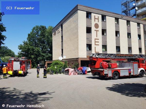 Brandeinsatz vom 30.06.2019  |  (C) Feuerwehr (2019)