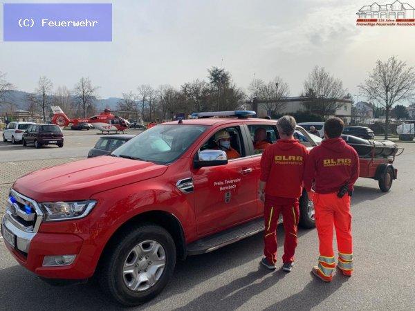 Techn. Hilfeleistung vom 22.02.2021  |  (C) Feuerwehr (2021)