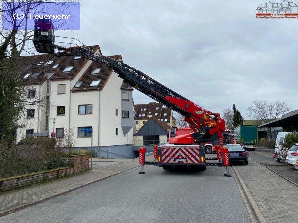 Techn. Hilfeleistung vom 13.03.2021  |  (C) Feuerwehr (2021)