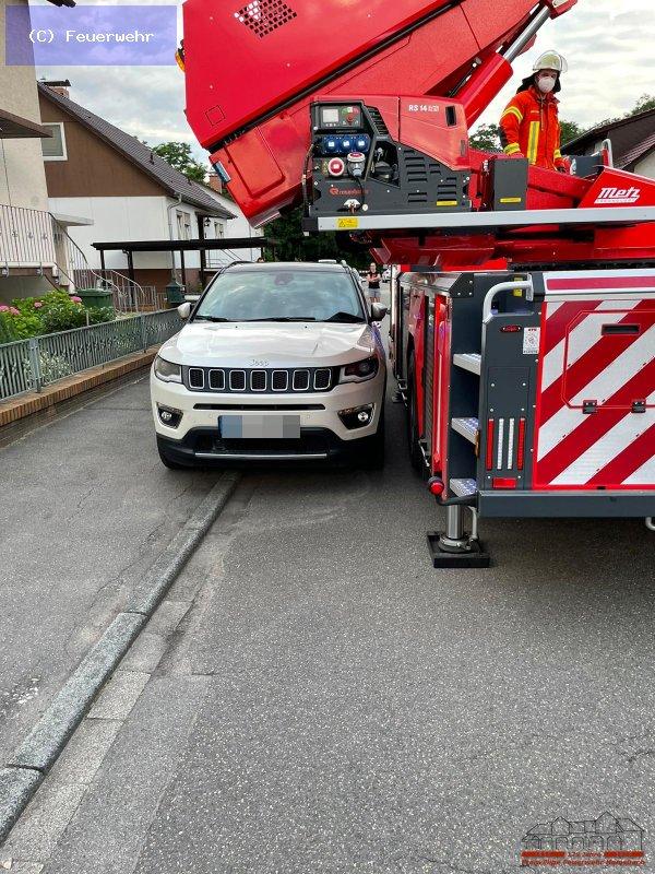 Techn. Hilfeleistung vom 28.06.2021  |  (C) Feuerwehr (2021)