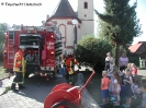 Übung 17.09.2018- Räumungsübung St. Laurentius- Kindergarten