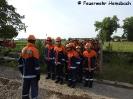 Übung 24.05.2019 - Gemeinsame Jugendübung mit JF Hüttenfeld