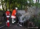 Einsatz 01.05.2012 - Kleinbrand auf dem Bahndamm