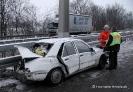 Einsatz 17.01.2013 - Verkehrsunfall