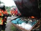 Einsatz 19.06.2012 - Mülleimerbrände